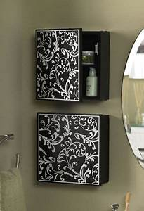 Diy bathroom wall storage cabinet home improvement for Kitchen cabinets lowes with bathroom wall art pinterest