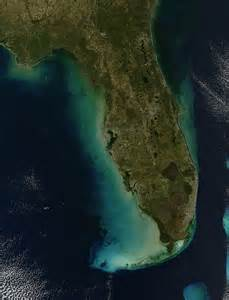 Satellite View Florida