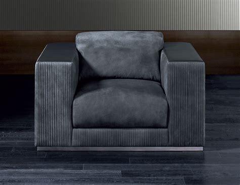 Nella Vetrina Rugiano Vogue 6017/pb Grey Sofa Chair