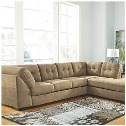 signature design by 174 driskell mocha 2 sectional big lots