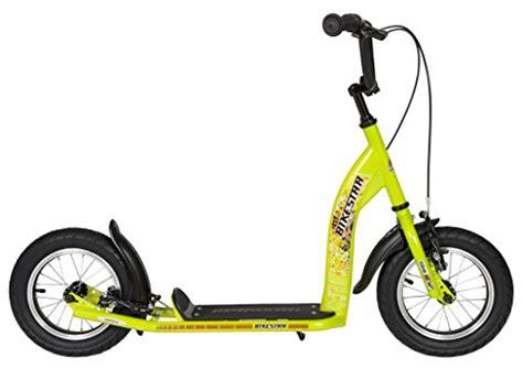 roller mit luftreifen bikestar roller kinderroller tretroller kickscooter mit