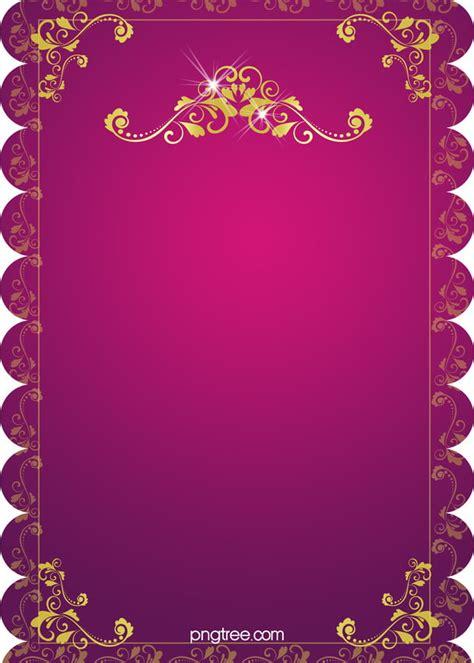 wedding invitation vector background material