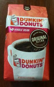 Come see all the best dunkin donuts coffee prices, and more. New bag of Dunkin donuts whole bean coffee medium roast original blend 1 lb 4oz | eBay
