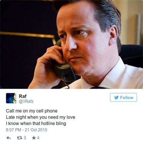 call me on my cell phone hotline bling s new is breaking the here s how s hotline bling took the