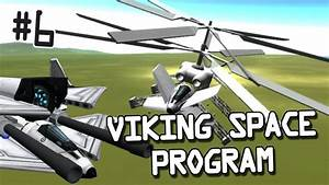 Viking Space Program - Attack Helicopter, Missles ...