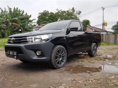 Mobil Toyota Hilux by Toyota Hilux Up Single Cabin Tahun 2016 Awal