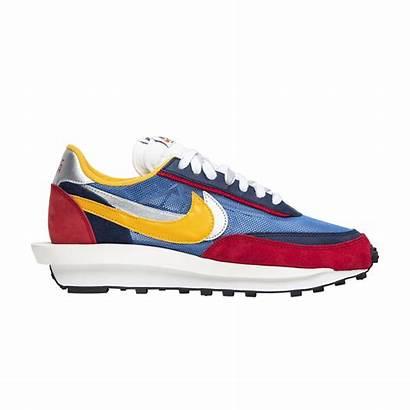Goat Nike Sacai Varsity Sneakers Ldwaffle