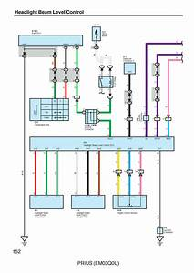 2007 Toyota Prius  Oem Electrical Wiring Diagram  Pdf
