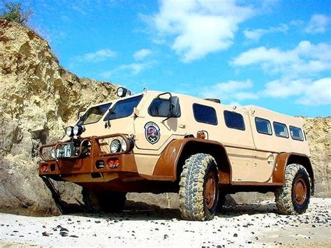 23 Extreme OffRoad Camper Vans That Can Handle Anything