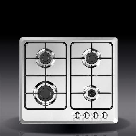 encimera o cocina a gas encimeras de gas vitrokitchen