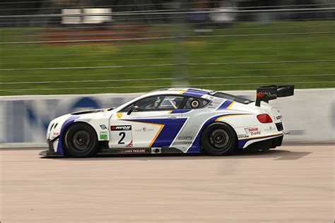 bentley penalty british gt rockingham gt3 race report dailysportscar com