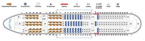 le siege de l ua boeing 777 200 777 united airlines