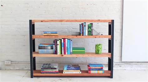zelf een boekenkast maken industriele boekenkast maken voordemakers nl