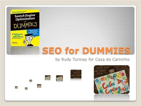 Seo For Dummies by Seo For Dummies