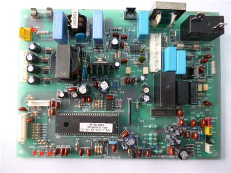 Air Conditioner Outdoor Unit Main Control Board Circuit