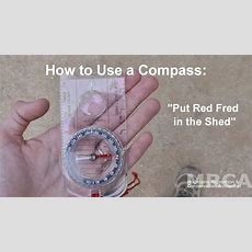 Compass 101  How To Use A Baseplate Compass Youtube