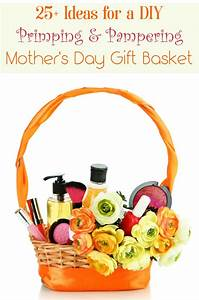 DIY Mother's Day Gift Basket Ideas: Beauty Baskets