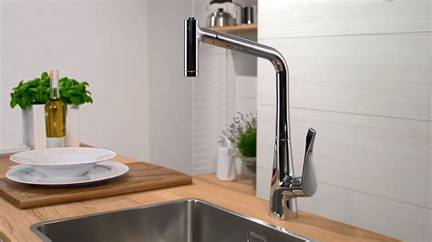 grohe faucets kitchen hansgrohe metris single lever kitchen mixer 320 14820000