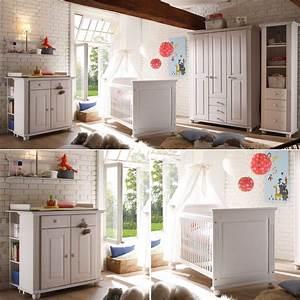 Babyzimmer Laura Komplettset Kinderzimmer Kiefer Massiv