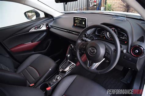 mazda cx 3 interior 2015 mazda cx 3 stouring petrol review