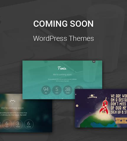 Coming Soon Theme 5 Best Coming Soon Themes Landing Pages Azmind