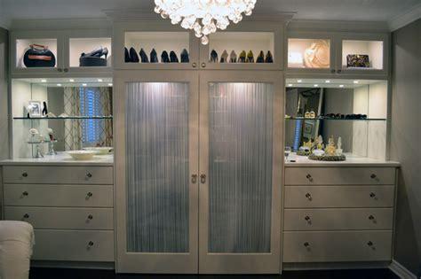 glam dressing room traditional closet ottawa