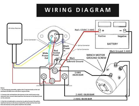 TigerSharkWiringDiagramSmallSS61014?1402430031 superwinch 1595200 tiger shark 21 64 quot x95 12 volt winch w on 12v winch wiring diagram