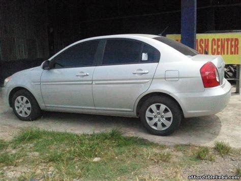 Hyundai Accent Fuel Economy by Hyundai Accent 2010 Model For Sale Fuel Economy For Sale