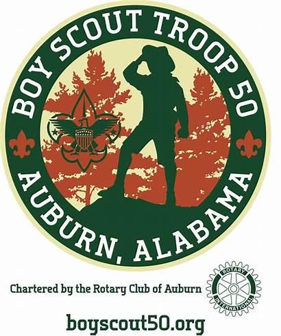 Troop Scout Boy Auburn Council Chattahoochee Ala