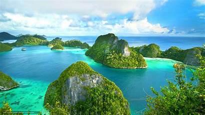 Indonesia Raja Ampat Papua Wallpapers West Desktop