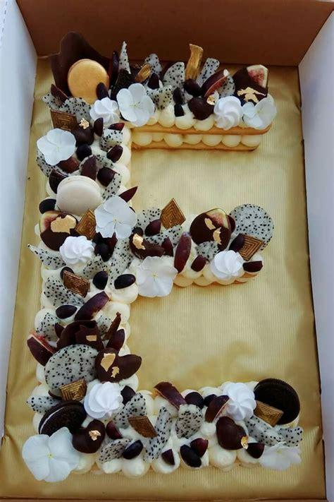 pin  georgia    cake cake lettering fruit tart cake biscuit cake