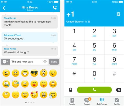 iphone 5s messages skype for ios now supports hd calling on iphone 5s