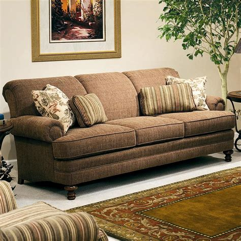 Smith Brothers Recliners by Smith Brothers 346 346 10 Upholstered Stationary Sofa