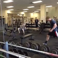 gym gifs find share  giphy