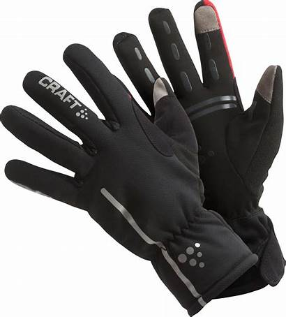 Gloves Craft Siberian Sports Transparent Winter Cycling