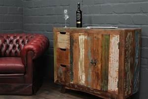 Möbel Aus Indien : ausgefallene massivholz kommode im modernen vintage stil ~ Sanjose-hotels-ca.com Haus und Dekorationen