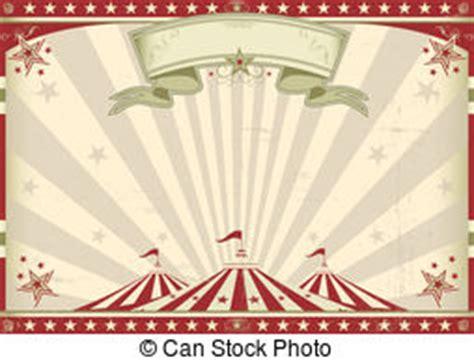 vintage circus clip art vector graphics  vintage