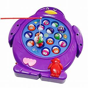 Spielzeug Jungen Ab 5 : angelspiel elektrisch angeln fische spielzeug musik spiel pinguin geformt f r kinder jungen ~ Watch28wear.com Haus und Dekorationen