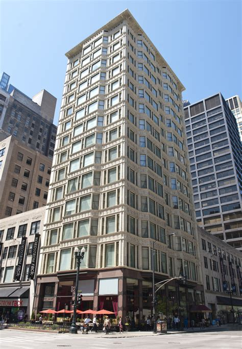 Reliance Building · Buildings Of Chicago · Chicago