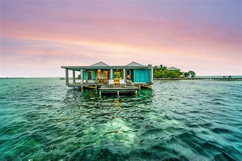 World's Best Overwater Bungalows