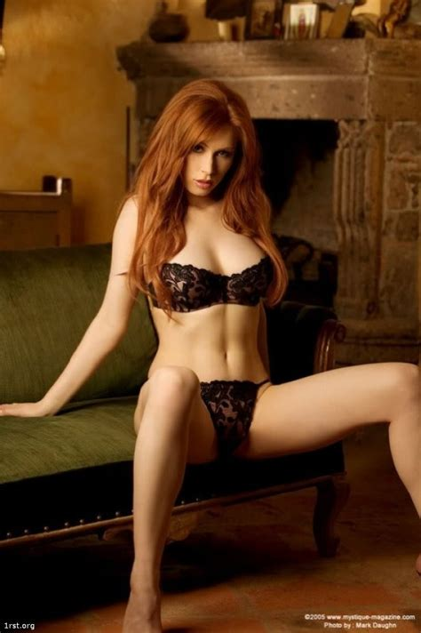 The Most Beautiful And Sexiest Redheads