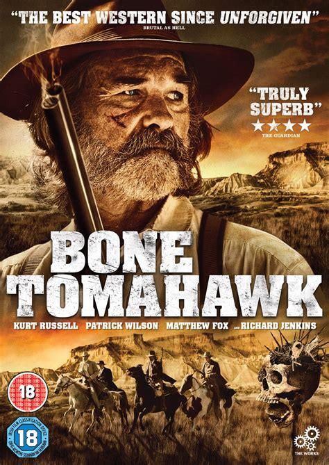 bone tomahawk dvd  shipping   hmv store