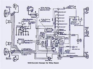 62 Chevy Wiring Diagram