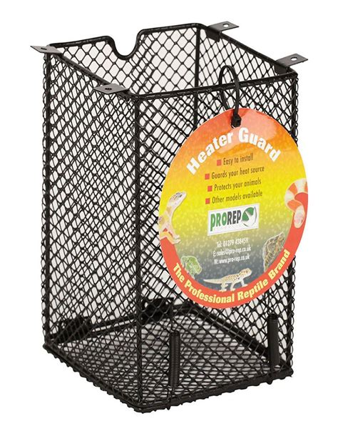Reptile Heat Ls Uk by Prorep Reptile Ceramic Basking Light Heater Guard Safety