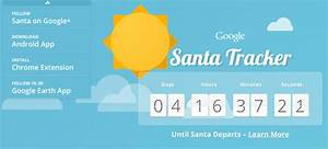 Google Challenges NORAD In Tracking Santa, Launches Google ...