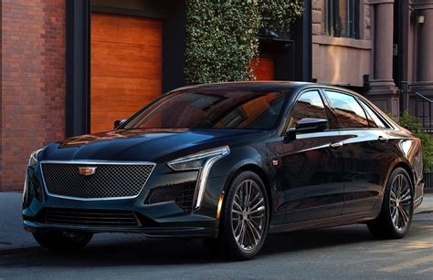 2019 Cadillac Pics 2019 cadillac ct6 v sport pictures photos gm