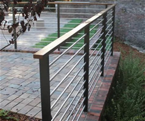 Stainless Steel Balcony Posts by Bay Area Cable Railings We Have A Smarter Solution