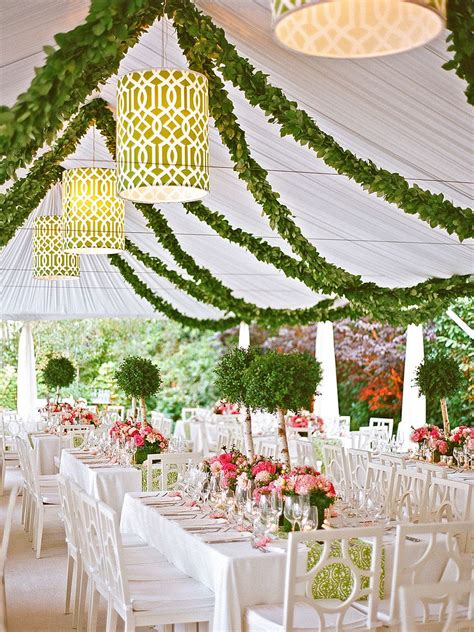 the prettiest outdoor wedding tents we ve seen
