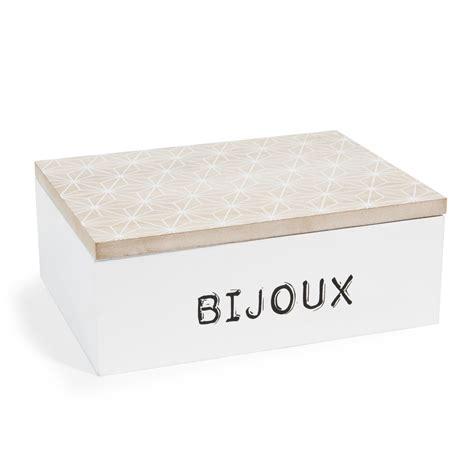boite a bijoux bois bo 238 te 224 bijoux en bois h 8 cm greenwich maisons du monde