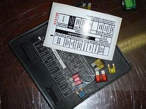 English Nismo Gts Gtr R33 Skyline Fuse Box Fusebox Tran